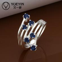 R368 On sale vintage ruby jewelry 925 sterling silver ring fine jewelry rings for women aneis