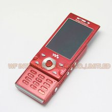 Original Unlocked Sony Ericsson W995 Mobile Cell Phone Red 8MP 3G WIFI Bluetooth Phone & one year warranty(China (Mainland))