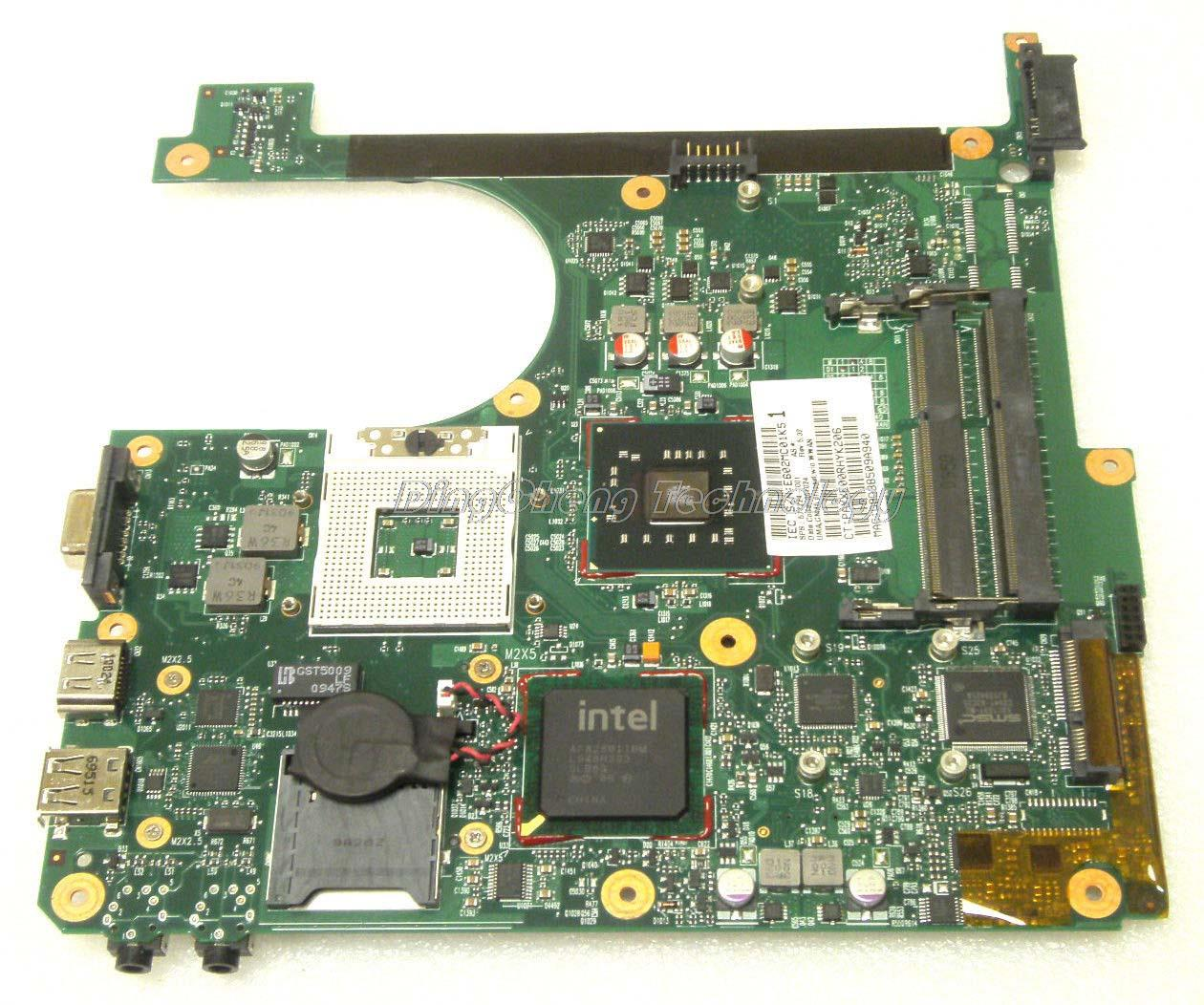 Original laptop Motherboard For hp ProBook 4310s 4311s 577224-001 for intel cpu with GM45 integrated graphics card 100% tested(China (Mainland))