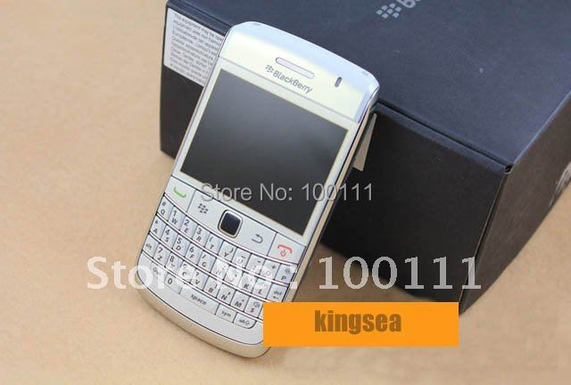 Original Blackberry 3G Bold 2 9700 Smartphone with DHL/EMS  shipping