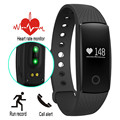 2016 ID107 SmartBand Bluetooth 4 0 Smart Bracelet With Tracker Android Xiaomi Mi Band Bracelet With