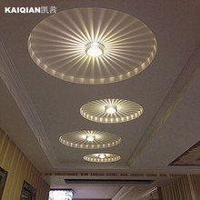 creative LED corridor porch lamp ceiling lamps downlight spotlights for home(China (Mainland))