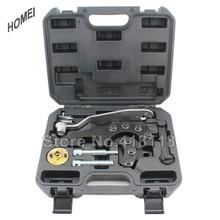 Herramienta profesional distribución del motor vw, audi, skoda, 2.5D seat, Gear Driven Automotive Tool garaje