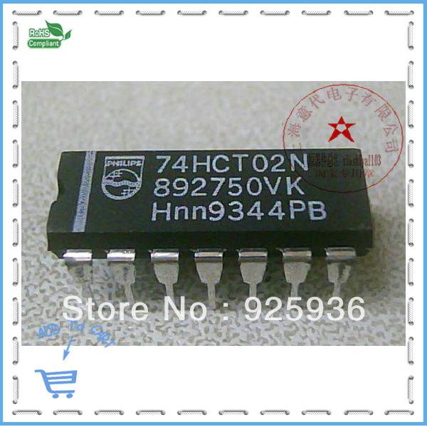 Hct02n quality assurance DIP - 14 74 IC(China (Mainland))