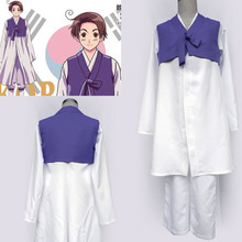 Axis Powers Korea Im Yong Soo Cosplay Costume Hanbok - JapanCosplay's store