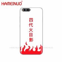 HAMEINUO Anime Naruto mi nimalist funda para Xiaomi mi A1 A2 3 4 5 5S 5C 5X6 6X 4S 4I 4C nota MAX 2 mi x plus(China)