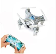 2016 Upslon Cheerson CX-10W CX 10W CX-10WD Drone Dron Quadrocopter RC Quadcopter Nano WIFI Drone with Camera 720P FPV Mini Drone(China (Mainland))