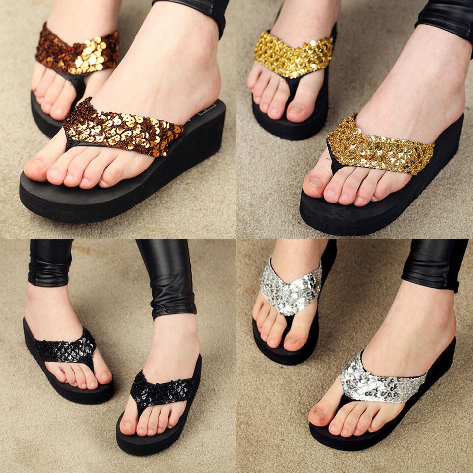 2015 summer fashion women sandal Beach home flip flops slippers female flat sandals 5-9 Size hot Sales(China (Mainland))