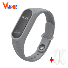 Buy 2017 New Xiaomi Mi Band 2 Replacement Strap Xiomi Miband 2 Bracelet Belt Strap miband2 Smart Bracelet Wristband Accessories for $3.29 in AliExpress store