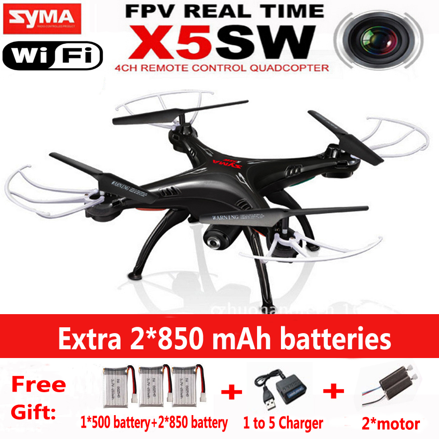 Hot-Sell-SYMA-X5SW-X5SW-1-WIFI-RC-Drone-