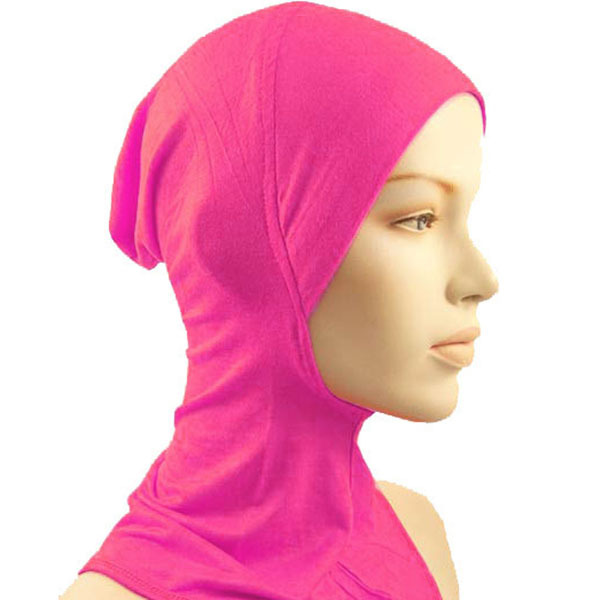 Fashion Islamic Turban Head Wear Band Neck Chest Cover Bonnet Muslim Short Hijab Shawls Arab Women Scarf(China (Mainland))