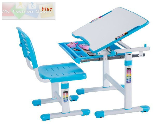 kids furniture desk Children learning table height adjustable desk and chair set to prevent myopia study table for kids(China (Mainland))