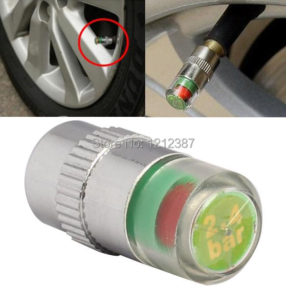 Car Tire Air Pressure Monitor Valve Stem Cap Sensor Indicator Eye Alert HB88(China (Mainland))