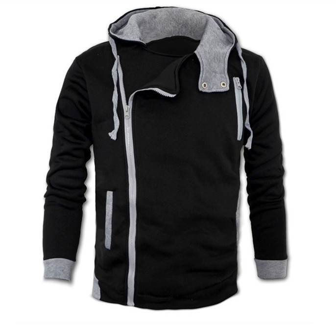 Drop shipping Men's Sports Hooded Jacket Casual Winter outdoor Assassins Creed Clothing Hoodies Sweatshirts x-323 - working for best store