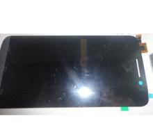 Original Prestigio MultiPhone PAP 7600 Duo SmartPhone Touch Screen Digitizer Panel Sensor + LCD Display Matrix Assembly FreeShip