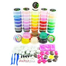 36 Color Soft Clay + 12 Color Foam Clay Plasticine Craft DIY Toys(China (Mainland))