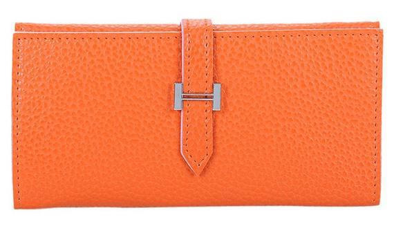 Promotion 20 slots 2015 female fresh candy color cute designer organizador clutch leather long slim wallet portafoglio women 45(China (Mainland))