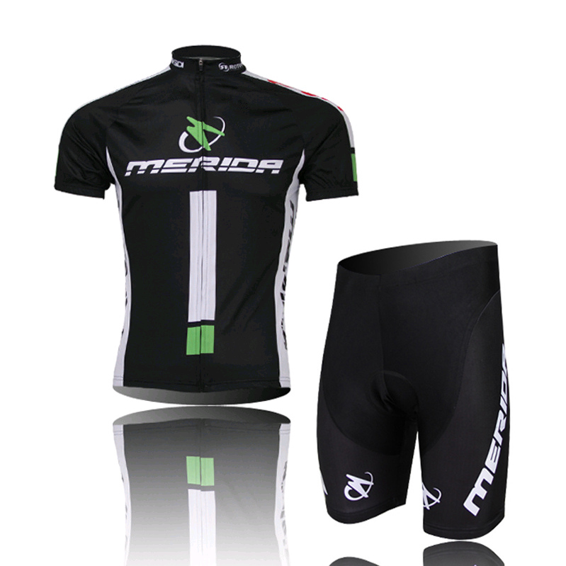 Cycling Jersey Merida Pro Team Short Sleeve Cycling Clothing Roupa Ciclismo Summer Bicycle Racing Sports Clothing Bike Jerseys<br>
