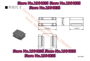 LQH2 MCN3 R3 M02 Ls 3.3 UH village farmland SMD work word inductance 375 mas  -  Bashan network electronic store