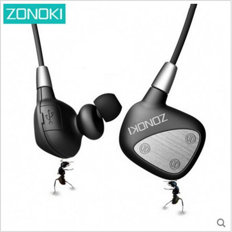 Telephone Headset Zonoki S2 Sport Earphone Wireless Noise Cancellation Device USB Bluetooth Headset Running Earphones Bass NFC(China (Mainland))