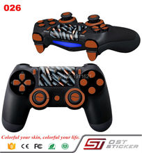 2016 New Product New Arrival Skin Sticker For PS4 Controller Full Set Buttons +Touch Pad Cover