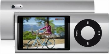 Freeshipping!MP3 MP4 players for 5th generation HD MP5 player 16GB with camera 2.2 inch screen click wheel function gift 1pcs