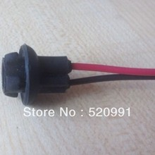 auto socket  Instrument lamp in wide light reading lamp T10 led auto socket ,connector universal for T10/T8/T10/T13/T15(China (Mainland))