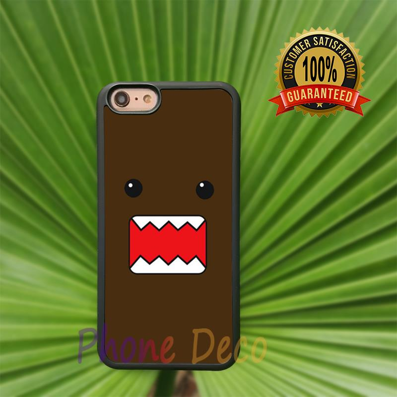 domo kun fashion cell phone cases for iphone 4 4s 5 5s 5c 6 6s 6plus 6splus B2143(China (Mainland))