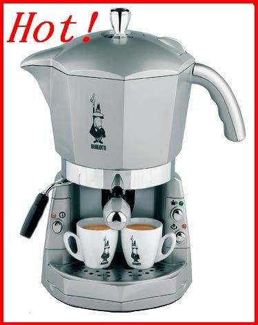 bialetti espresso coffee maker espresso machine in coffee. Black Bedroom Furniture Sets. Home Design Ideas