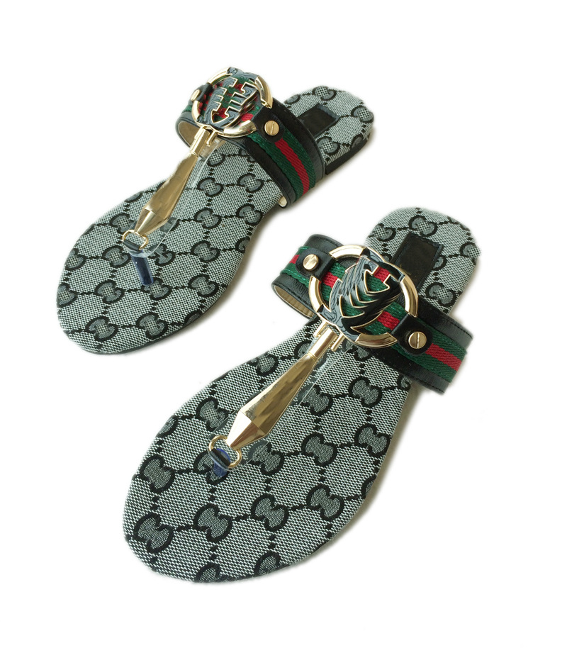 2015 new Europe and flat Sandals casual flip Sandals size shoes 128 817
