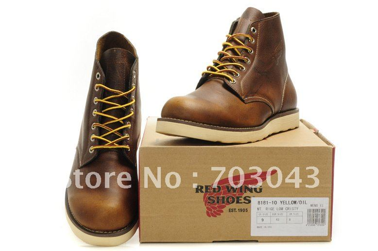 Red Wing Boots Cheap - Boot Hto