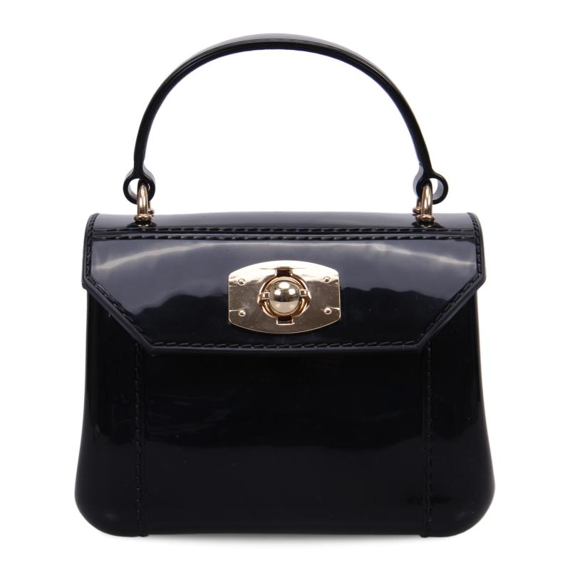 VEEVAN Fashion Jelly Bag Designer Brand Children's Handbag Candy Color 2015 Mini Tote Bags Small Shoulder Bag For Women(China (Mainland))