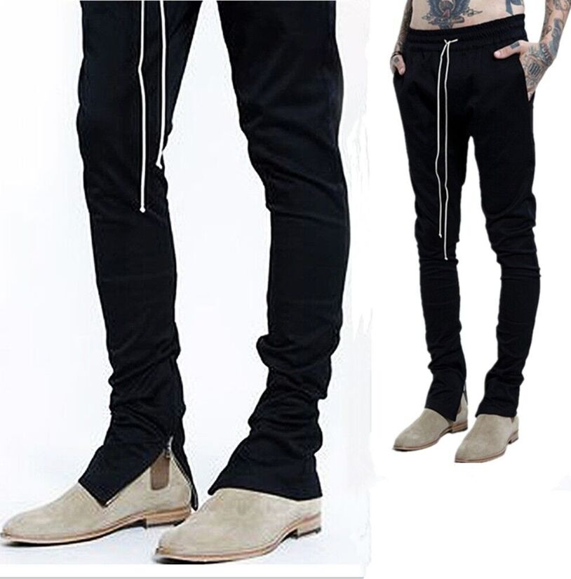 mens joggers sweat pants justin bieber swag jogging