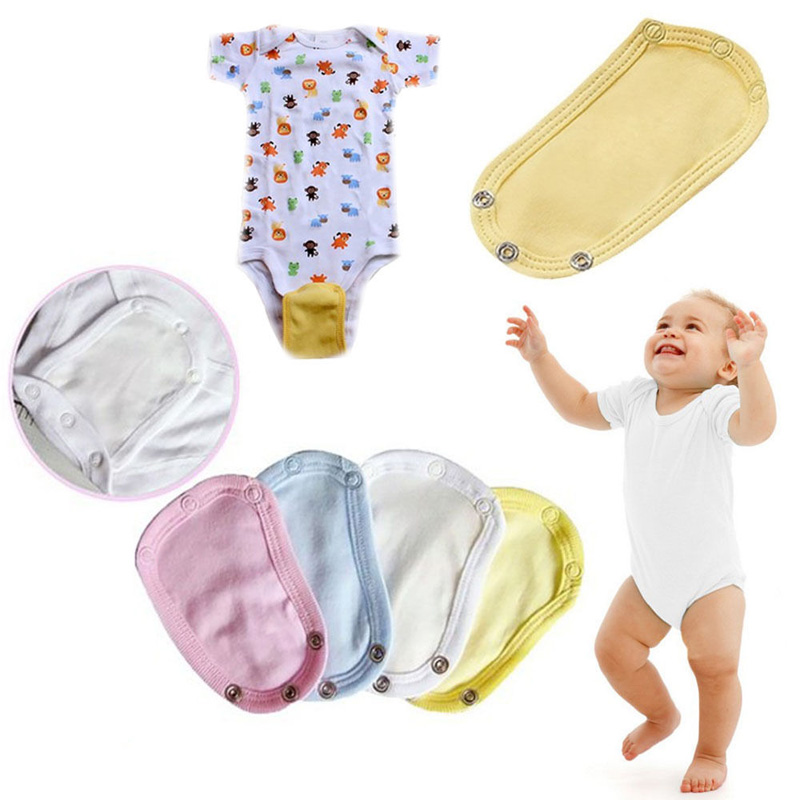 1Pc Baby Girl Boy Practical Package Fart Clothes Longer Extension Piece Infant
