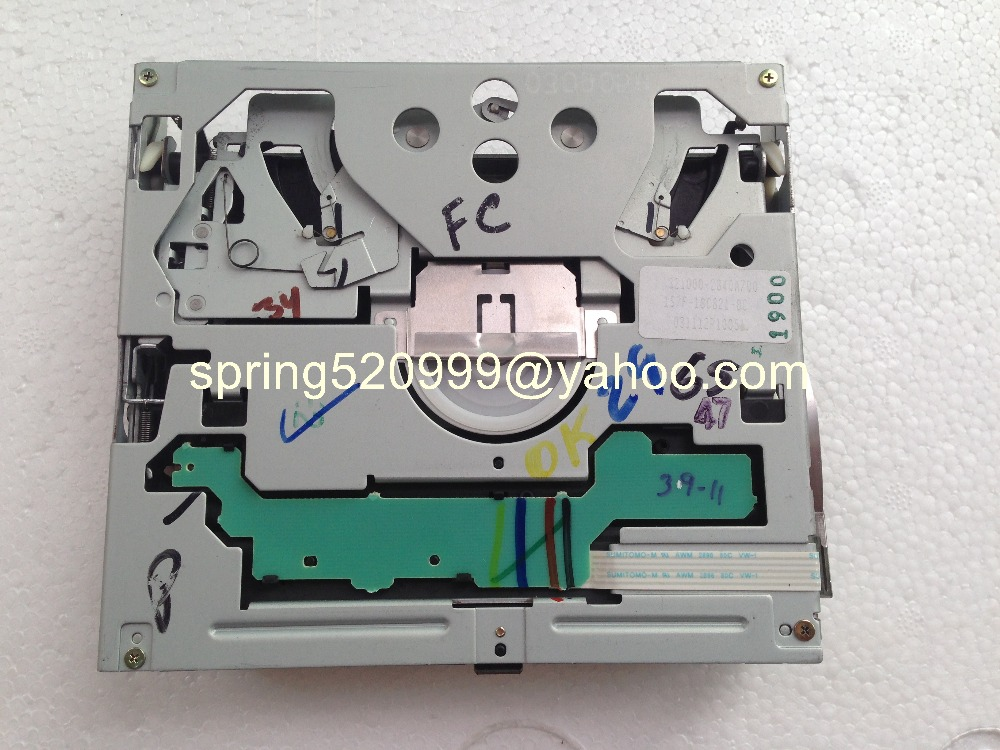 Original DA-34-01E single CD loader laufwerk mechanism drive for PCM1 VNR9000 Lancia Opel Alfa166 car navigation cd radio(China (Mainland))