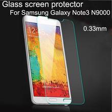 0.33 мм премиум взрывонепроницаемый — закаленное стекло защитная пленка для Samsung Galaxy Note 3 Note3 N9000 1 шт.