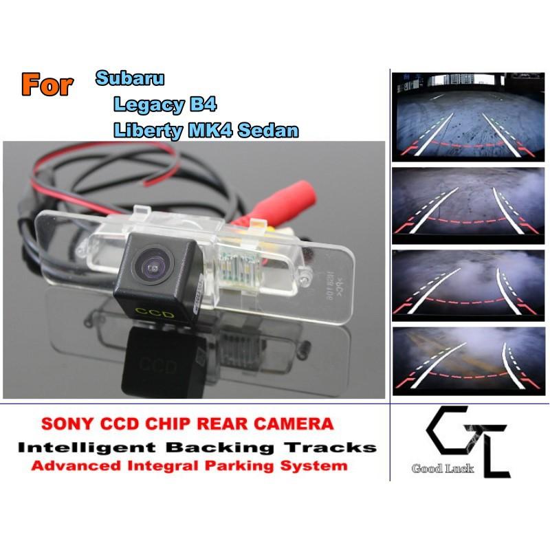 imports HD CCD Backing Tracks Chip Camera For Subaru Legacy B4 / Liberty MK4 Sedan Rear View Parking  Japan  Night Vision<br><br>Aliexpress
