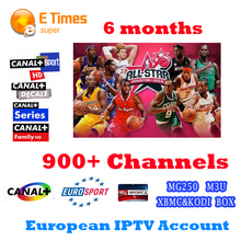 6 Months Arabic IPTV Europe Iptv SKY Italy UK Portugal Indian USA Spanish Netherland VOD for Android Tv Box /Set-Top box /Phones