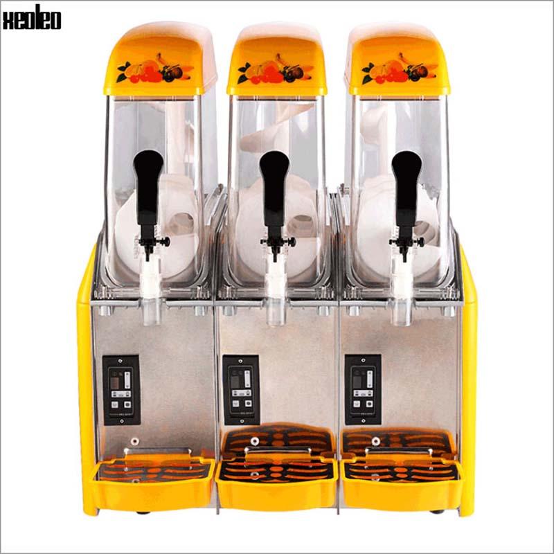 slush dispenser machine