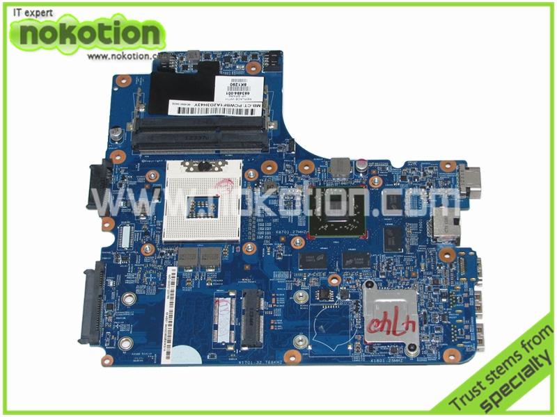 683494-001 Laptop motherboard for HP ProBook 4440s 4441s 4540s 4740s Intel DDR3 HD4000+ATI HD 6750M<br><br>Aliexpress