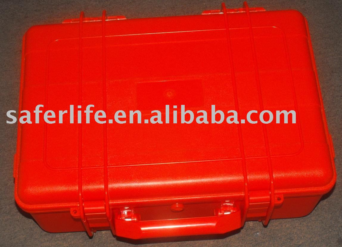 Plastic tool box waterproof box First aid box