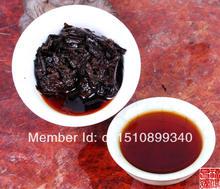 1970 raw pu er tea 357g oldest puer tea ansestor antique honey sweet well stacked dull