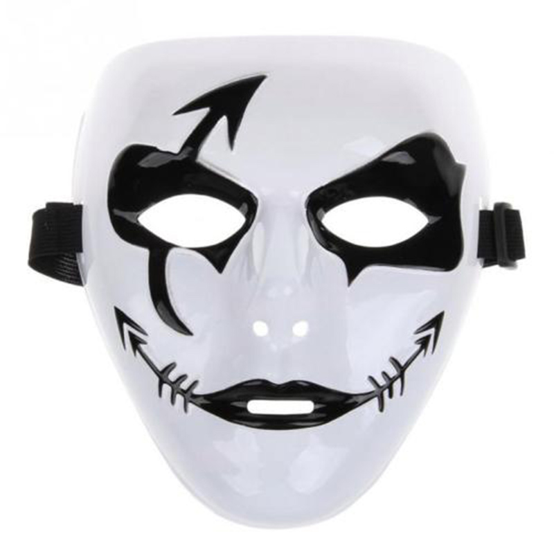 So Cool! white jabbawockeez Face masks Halloween Party Mask Masquerade Hip-Hop Ghost Dance Fancy Dress Costume Mask HG0167(China (Mainland))