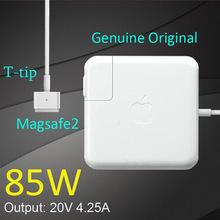 "Véritable originale Magsafe 2 85 W 20 V puissance 4.25A adaptateur chargeur pour apple MacBook Pro 15 "" 17 "" Retina Display A1425 A1398 A1424(China (Mainland))"