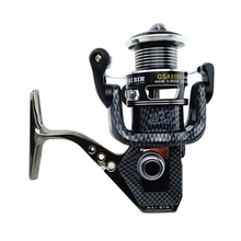 2016 Brand New 11BB Ball Bearings Portable Left/Right Metal Fishing Spinning Reel GSA1000 For Hot Sale(China (Mainland))