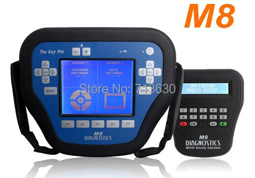Super MVP M8 auto key programmer locksmith tool with multi system protocol(China (Mainland))