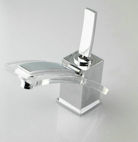 faucet chrome finish bathroom tap mixer water stream kitchen ND019(China (Mainland))
