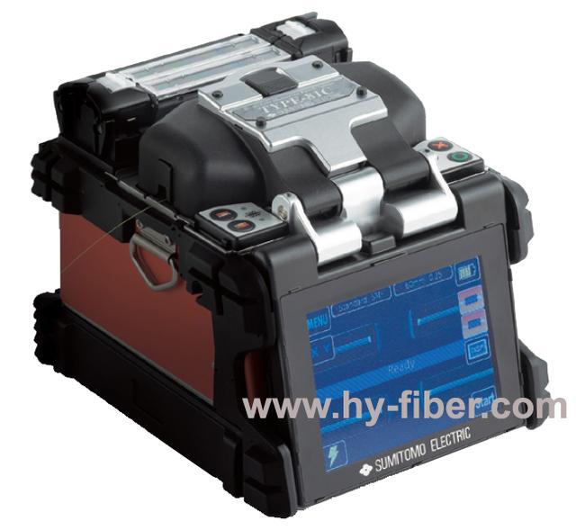 sumitomo fiber splicing machine