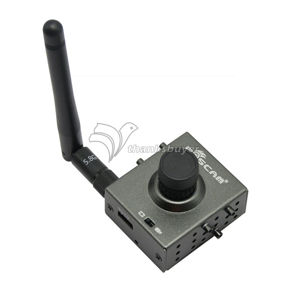 TR1 5.0 Mega FPV All-In-One Camera and 5.8 GHz Transmitter with HD Video recorder(China (Mainland))