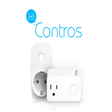 Broadlink Contros EU SP3 SPCC Smart Socket Plug Wireless WiFi Remote Control Smart Home Controls Socket Power Supply IOS Android